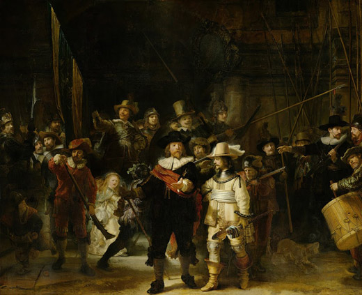 Amsterdam_rembrandt-nachtwacht