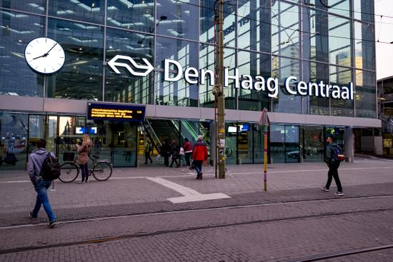 Den-haag_Centraal_station