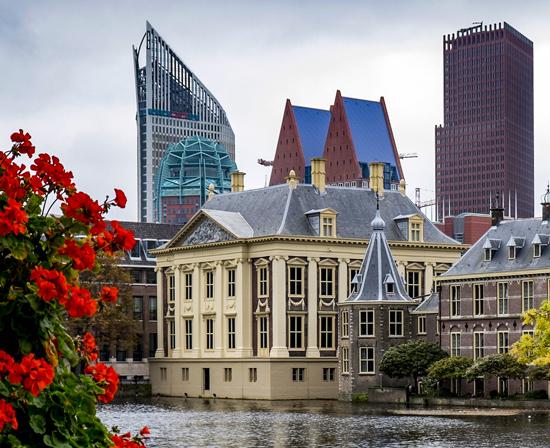 Den-haag_Mauritshuis-Hofvijver