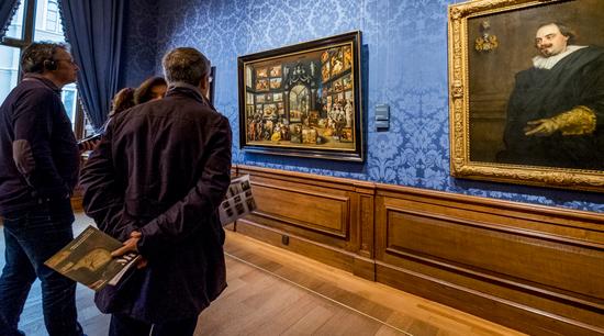 Den-haag_Mauritshuis_museum