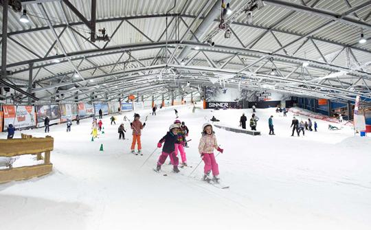 Den-haag_uithof-skibaan
