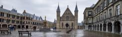 Rondleidingen over het Binnenhof en de Eerste en Tweeede Kamer