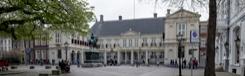 Den Haag met je vele paleizen