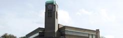 De enige kerk van Berlage staat in Den Haag
