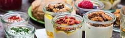 Frozen yoghurts, smoothies en nog veel meer lekkers
