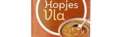 Vla met de smaak van een Haags Hopje