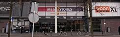 Een mega shop experience