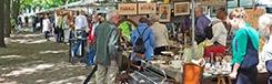 Struinen over de Haagse antiek-en boekenmarkt