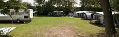 Camping Duinhorst tussen Wassenaar en Den Haag