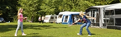 Kamperen op het attractiepark Duinrell