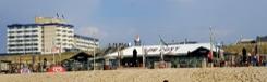 Vier seizoenen strandplezier in de familiebadplaats van Den Haag