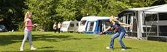 Kamperen op attractiepark Duinrell