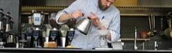 Capriole Cafe - heerlijke koffie en burgers