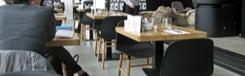 Capriole Cafe - koffie en burgers