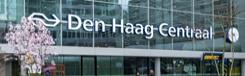 Reizen naar Den Haag