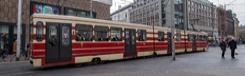 Openbaar vervoer in Den Haag en Schevenigen