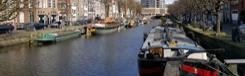 Rondvaarten over de Haagse grachten en verder