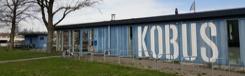 'Kobus' geeft franje aan de rafelranden van Den Haag