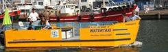 Van fietstaxi tot watertaxi: taxi nemen in Den Haag