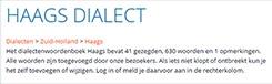 Leer Haags online