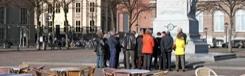 Wandelen door Den Haag met de Haagse Gravin
