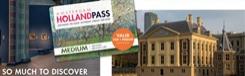 Korting met de Holland Pass
