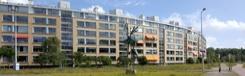 Langste flatgebouw van Den Haag