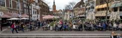 Zes top cafe's aan het gezelligste plein van Den Haag