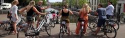 Fietstour langs de highlights van Den Haag