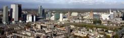 De mooiste uitzichten over Den Haag